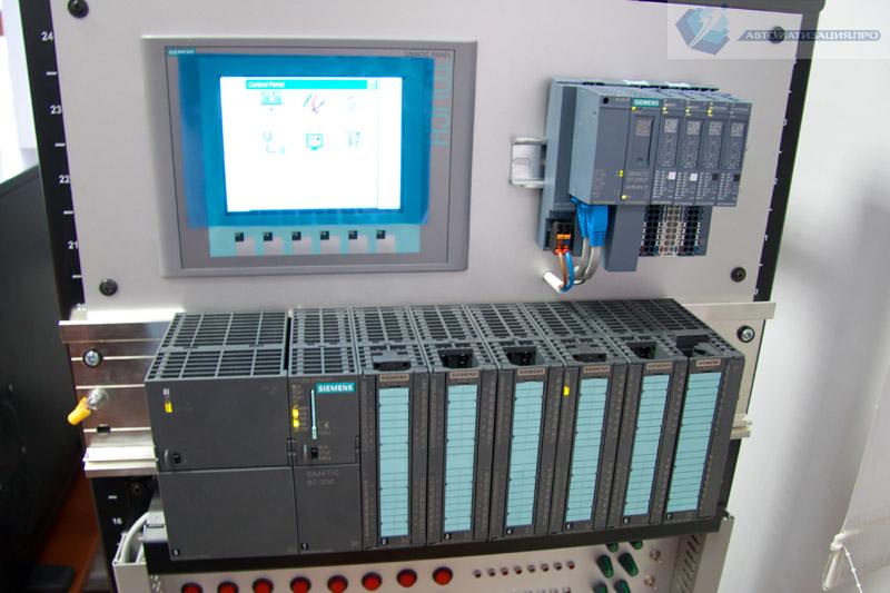 Операторская панель, контроллер и станция удалённого ввода/вывода