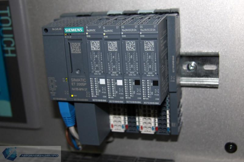 Станция удалённого ввода/вывода ET200SP