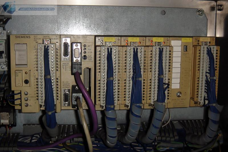 Контроллер серии SIMATIC S5 первой линии