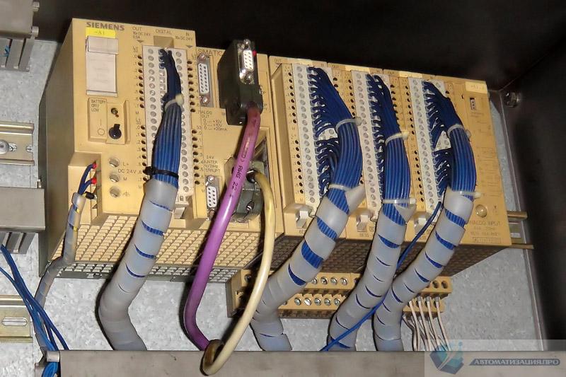 Контроллер серии SIMATIC S5 второй линии
