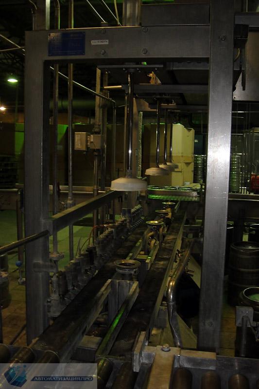 Рабочие станции технологической установки