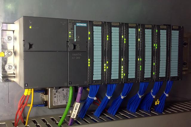 Новый контроллер серии SIMATIC S7